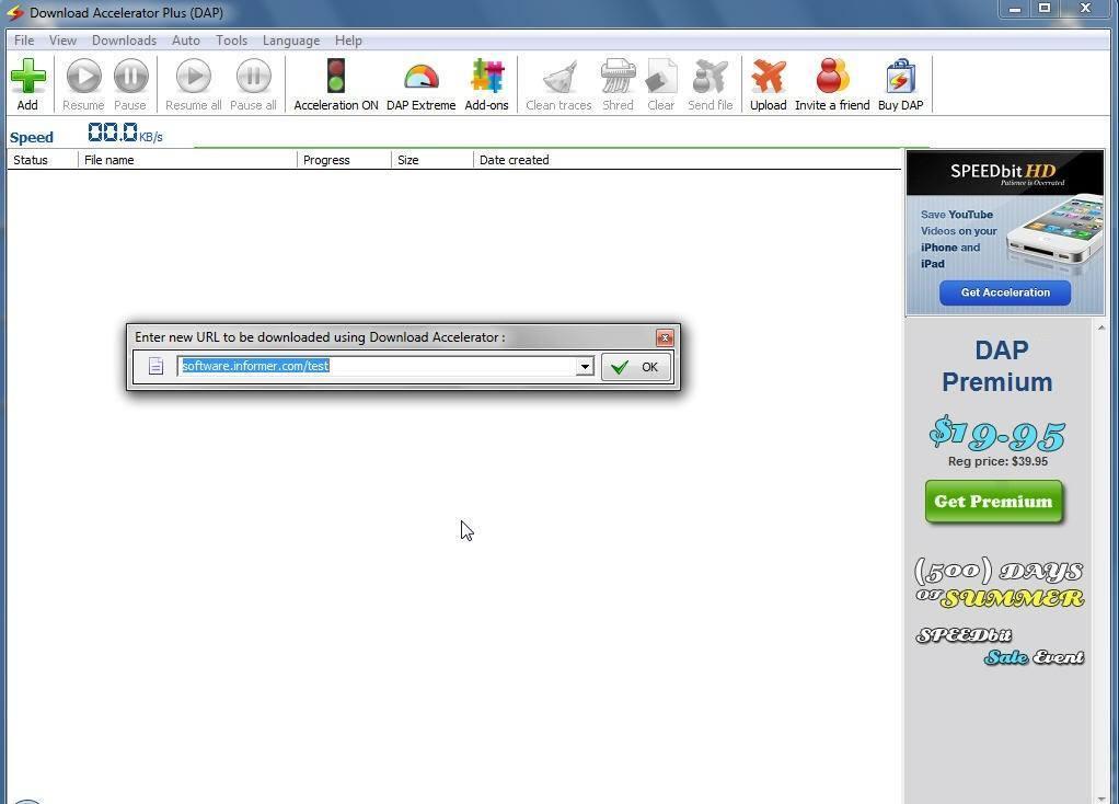 Download Accelerator Plus Premium latest version - Get best