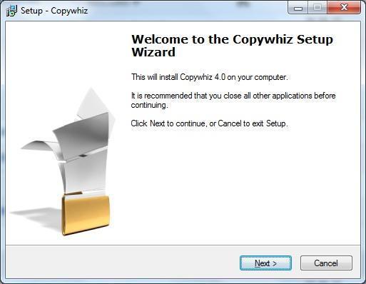Copywhiz latest version - Get best Windows software