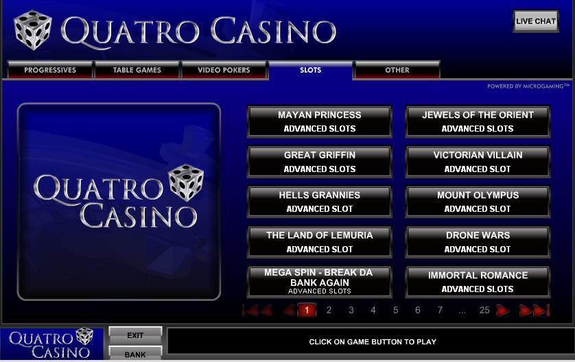 Casino Quatro Download