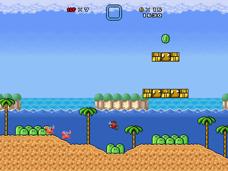 Super Mario Bros  X download for free - SoftDeluxe