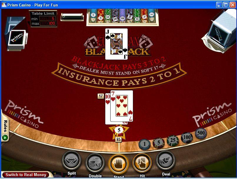 Prism Casino No Download