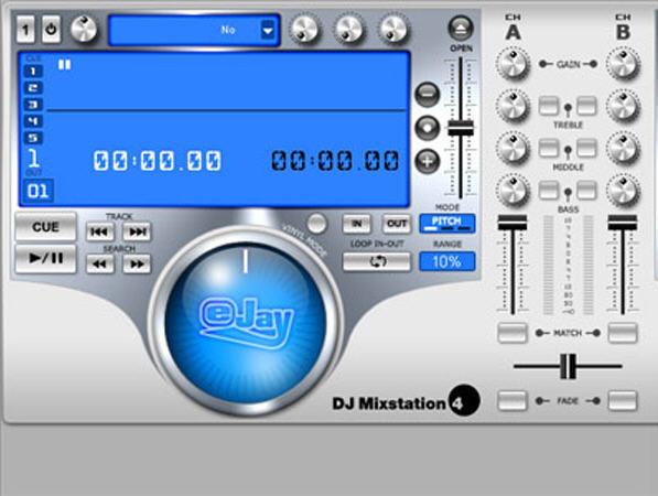 Ejay dj mixstation 4 reloaded [download]: amazon. Co. Uk: software.