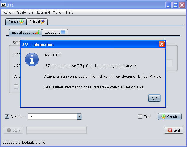 7Z - 7-Zip GUI latest version - Get best Windows software