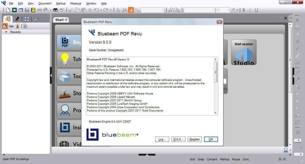 Bluebeam PDF Revu download for free - SoftDeluxe
