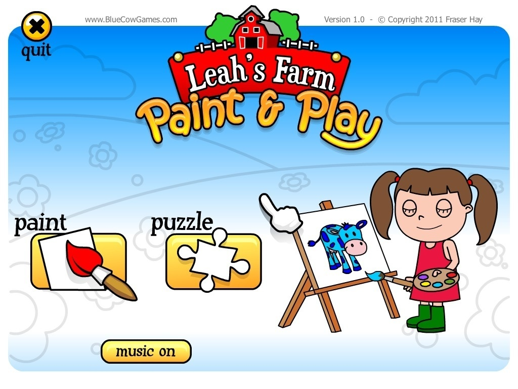 Leahs Farm Paint And Play