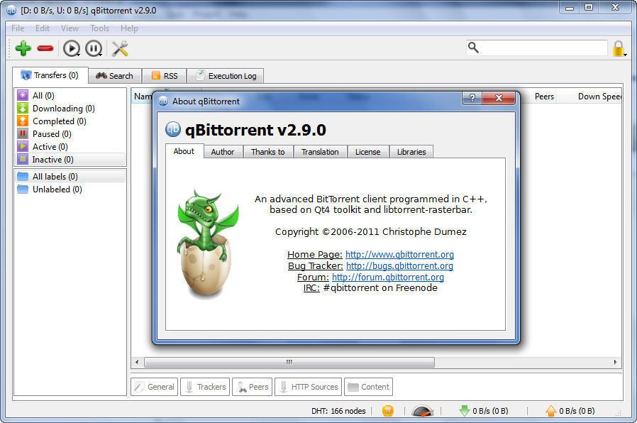 qBittorrent latest version - Get best Windows software