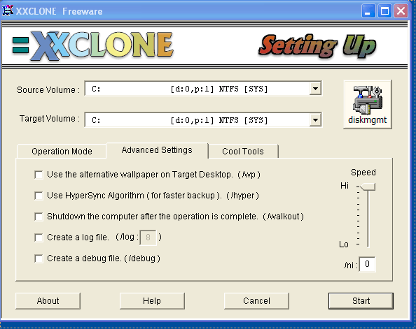 xxclone windows 10