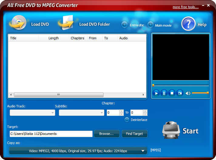 DVD to MPEG – Best Method to Extract Video Files from Your DVD