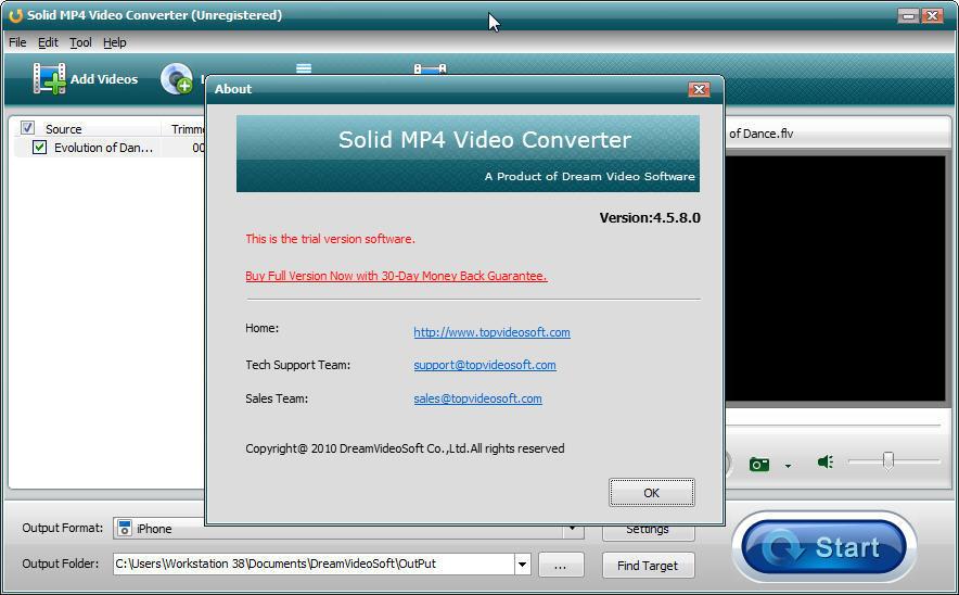 Convert video online