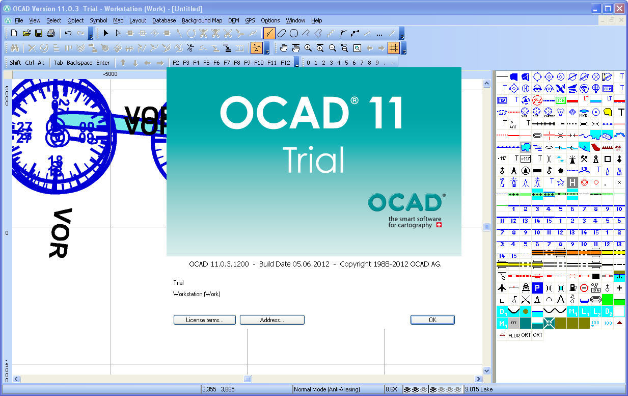 OCAD download for free - SoftDeluxe