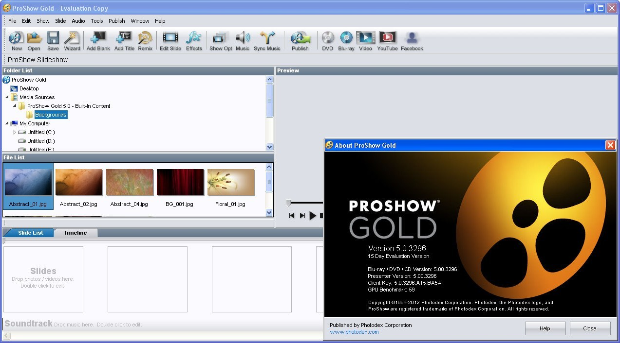 Proshow Gold 8 Serial Key Numbers