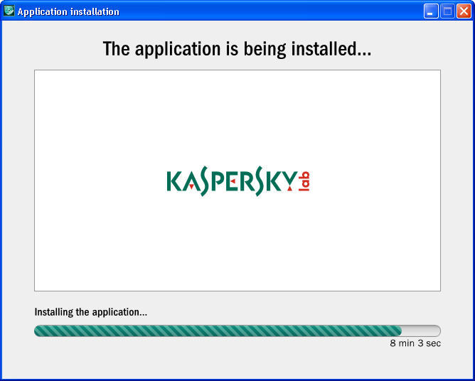 Step 4: run kaspersky 2014 setup file by double-clicking on it