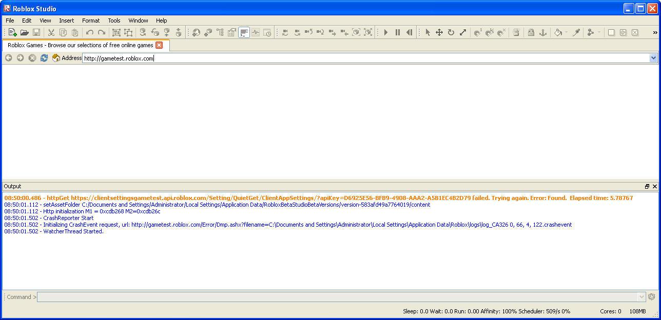 ROBLOX Studio latest version - Get best Windows software
