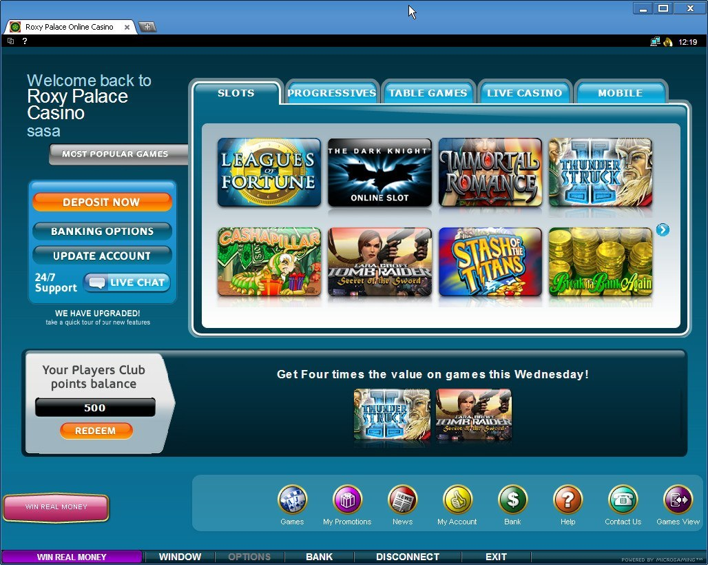 Roxy palace online casino download casino bonus ohne einzahlung liste