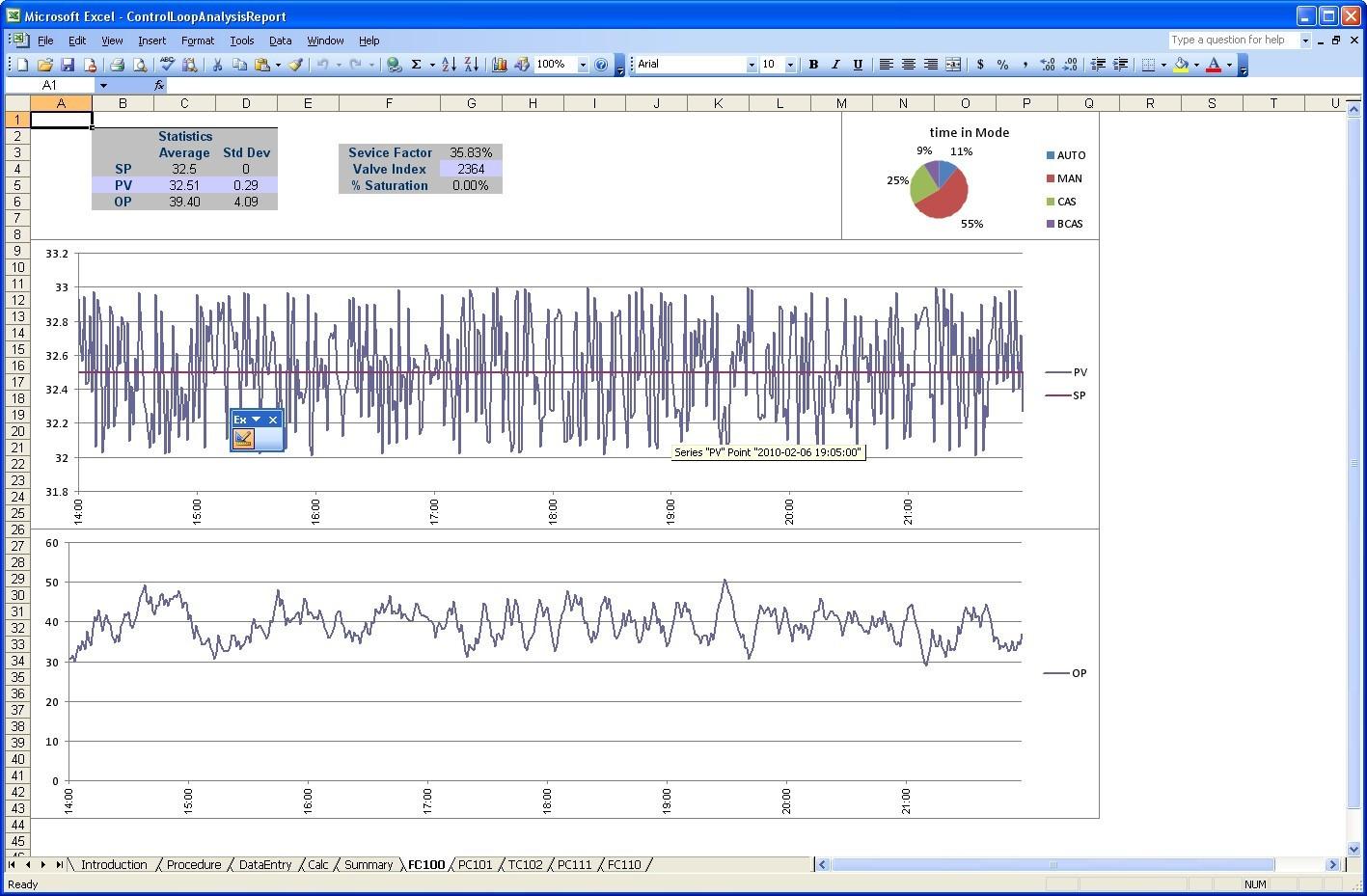 Matrikon OPC Excel Reporter latest version - Get best Windows software