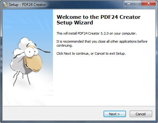 PDF24 Creator download for free - SoftDeluxe