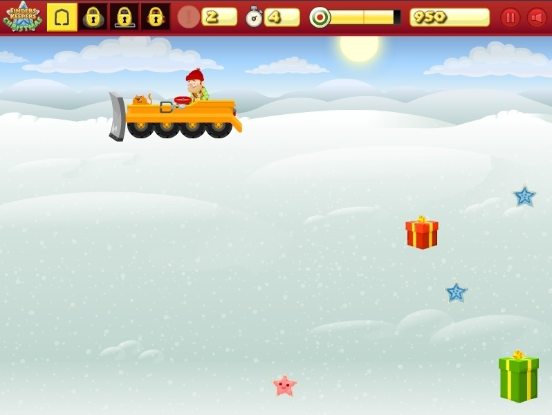 Finders Keepers Christmas download for free - SoftDeluxe