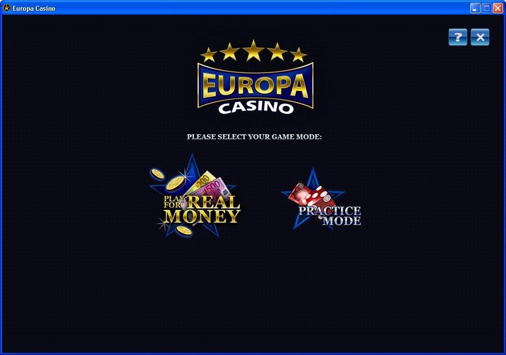 официальный сайт европа казино играть