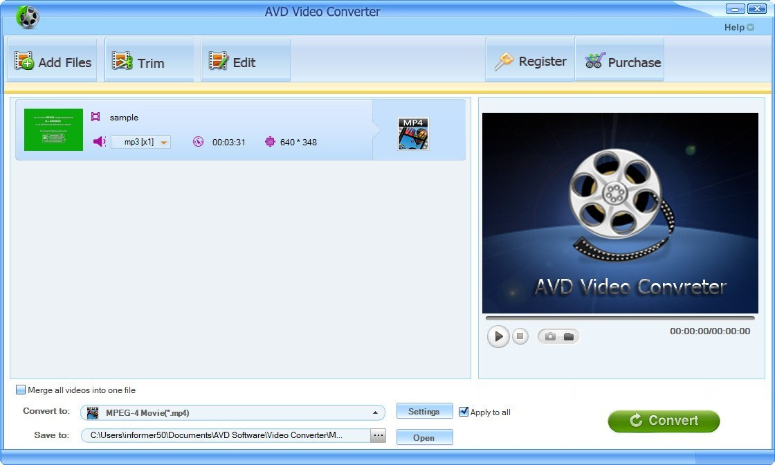 How to convert a windows movie maker file (wlmp