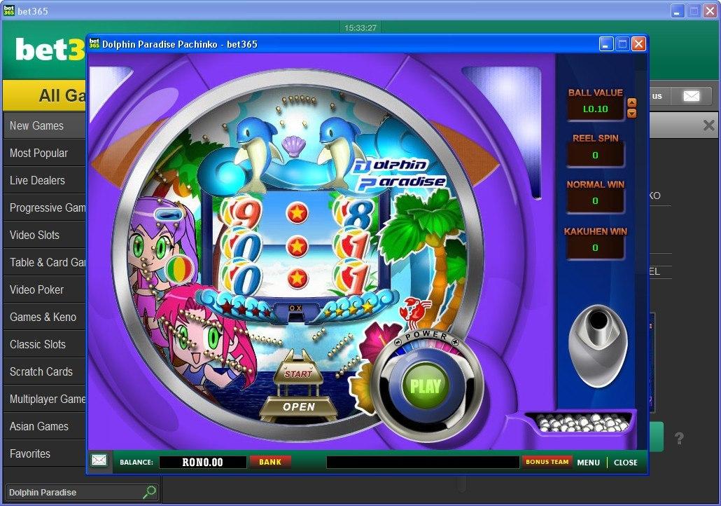 Casino Bet365 Download