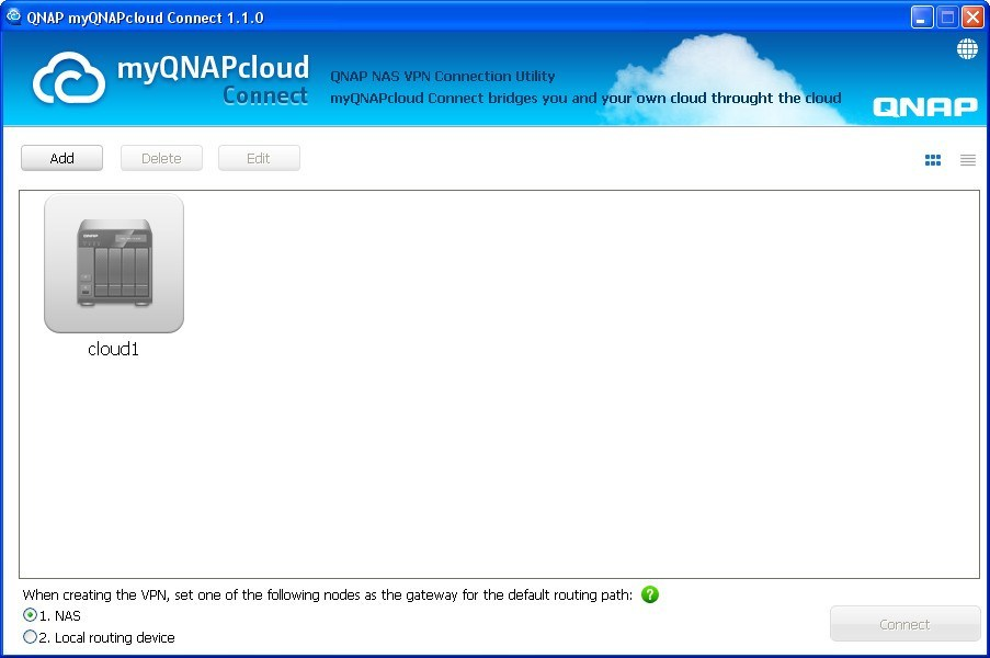 Qnap vpn windows10