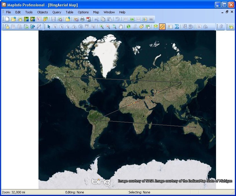 MapInfo Professional latest version - Get best Windows software