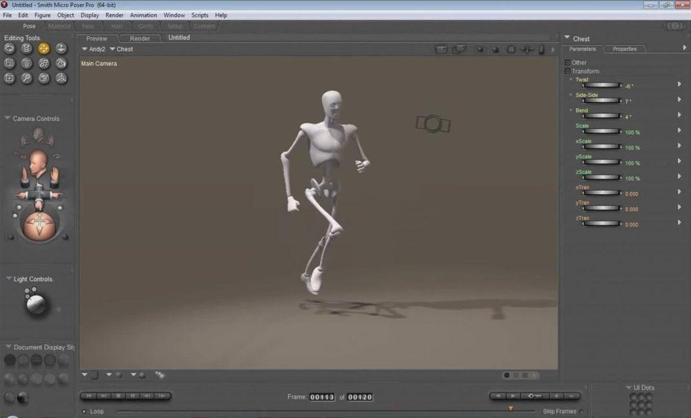 Visviva Animation Capture 3.23