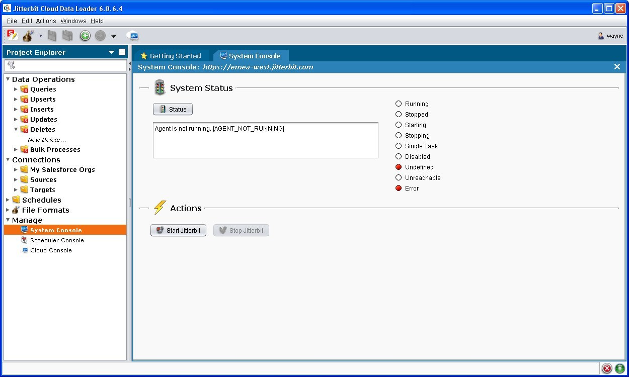 Jitterbit Cloud Data Loader download for free - SoftDeluxe