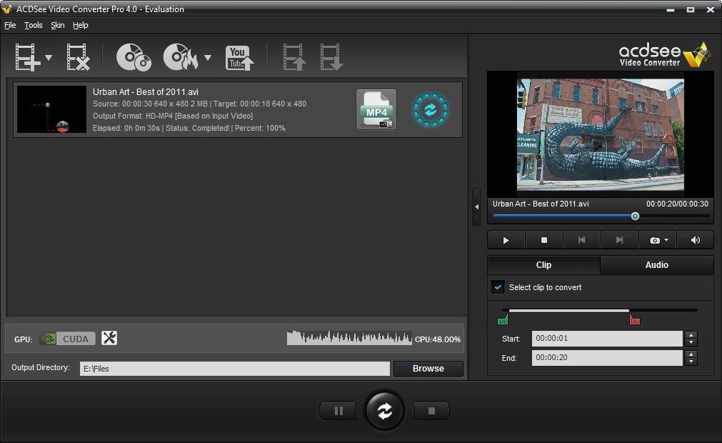 acdsee video converter торрент