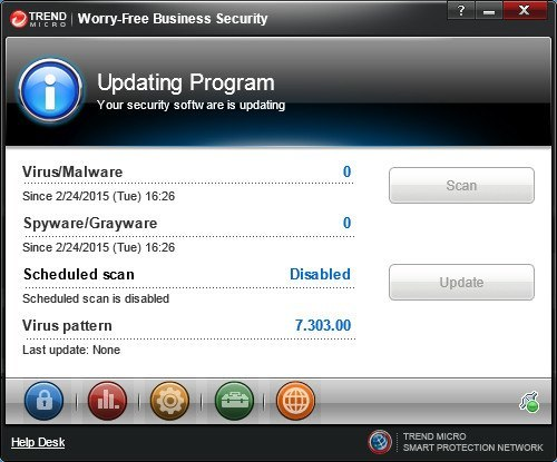 Install trend micro worry free business security client windows 10 download
