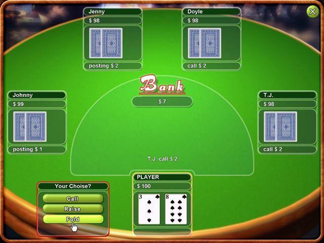Real Gaming Poker