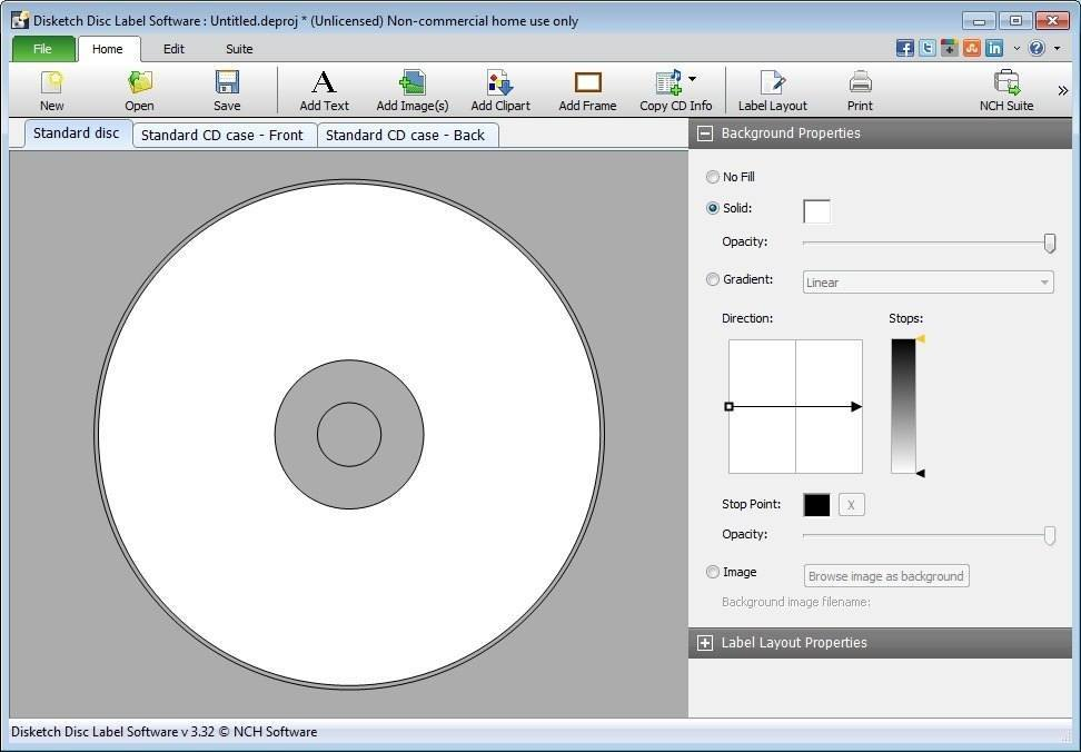 Disketch Disc Label Software download for free - SoftDeluxe