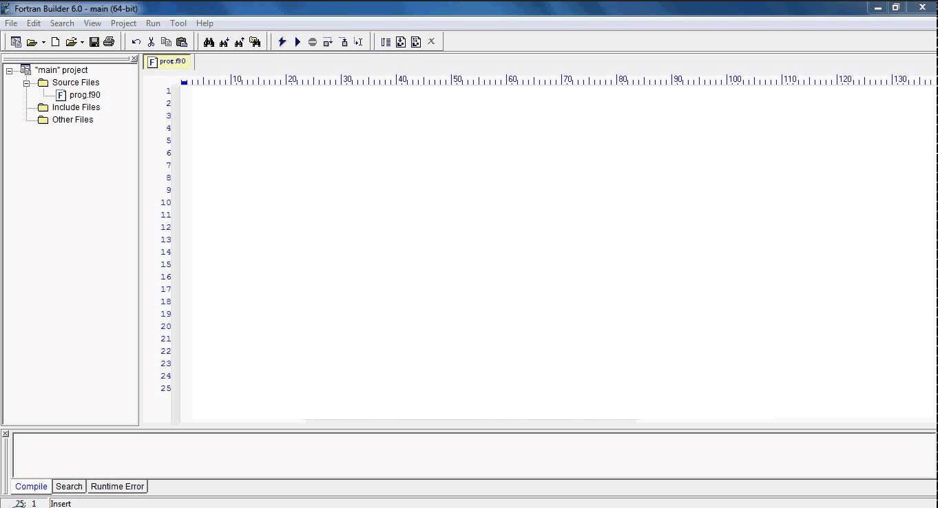 NAG Fortran Builder latest version - Get best Windows software