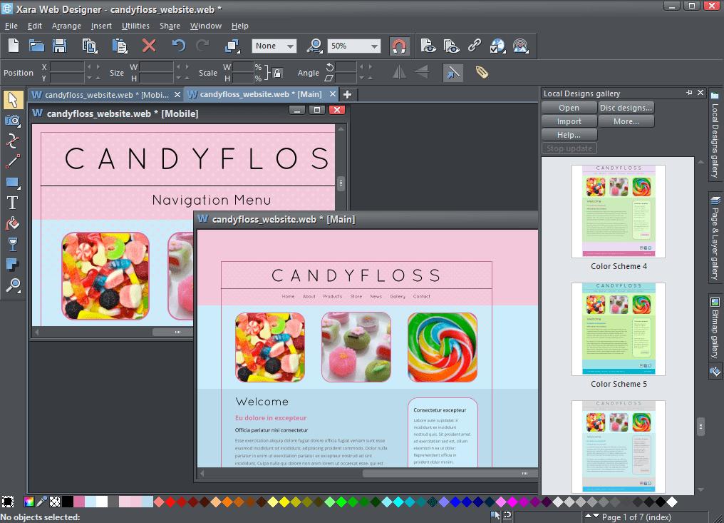Xara Web Designer Download For Free Softdeluxe