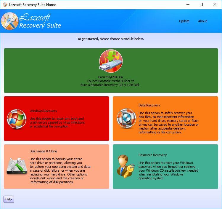 lazesoft password recovery windows 10 crack