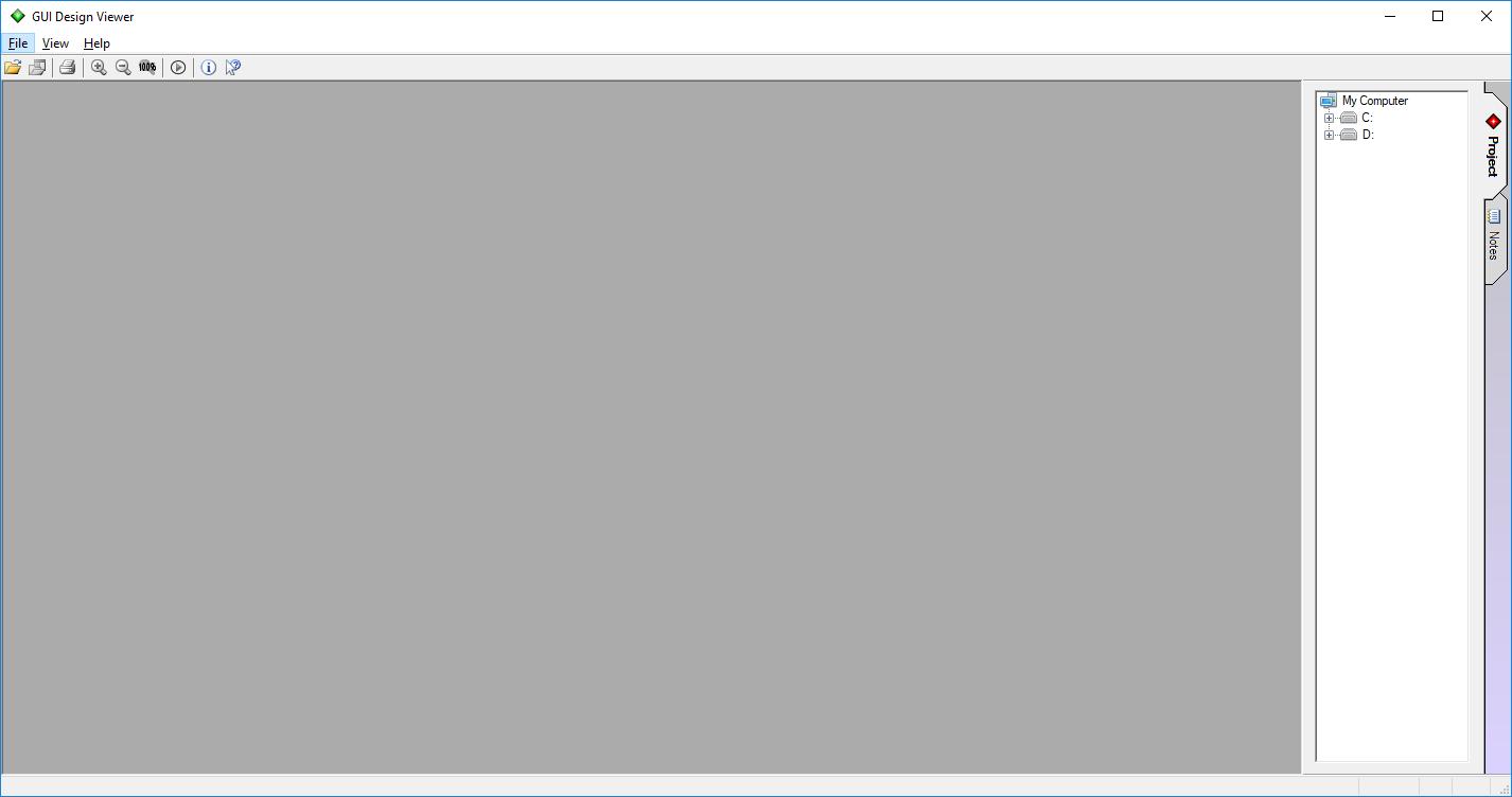 GUI Design Viewer latest version - Get best Windows software