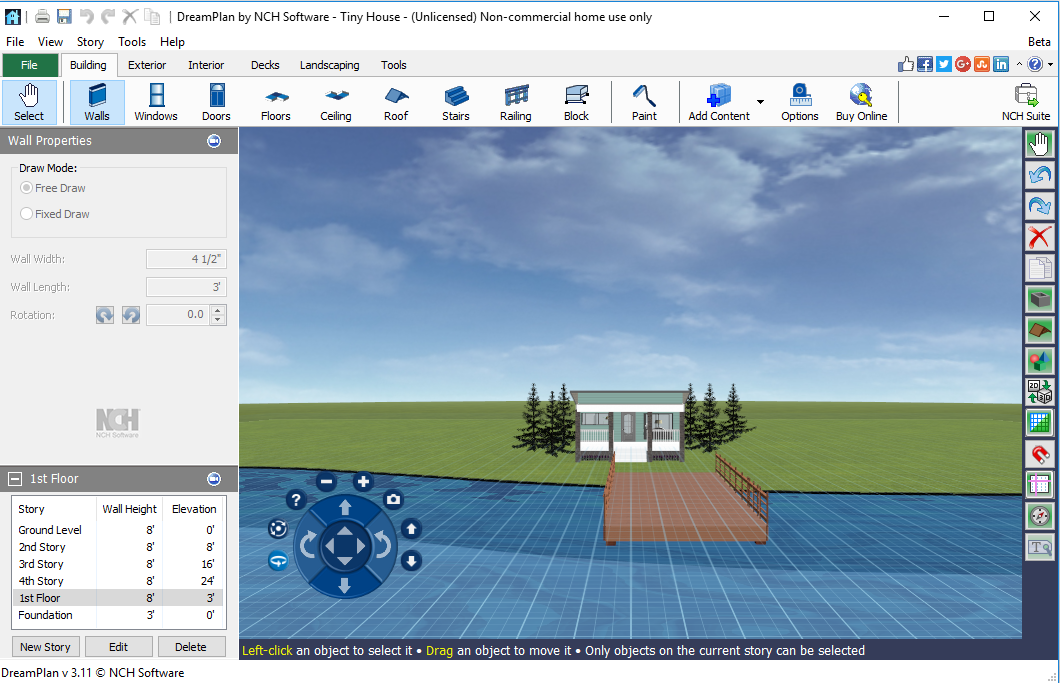 Dreamplan Home Design Software Download For Free Softdeluxe
