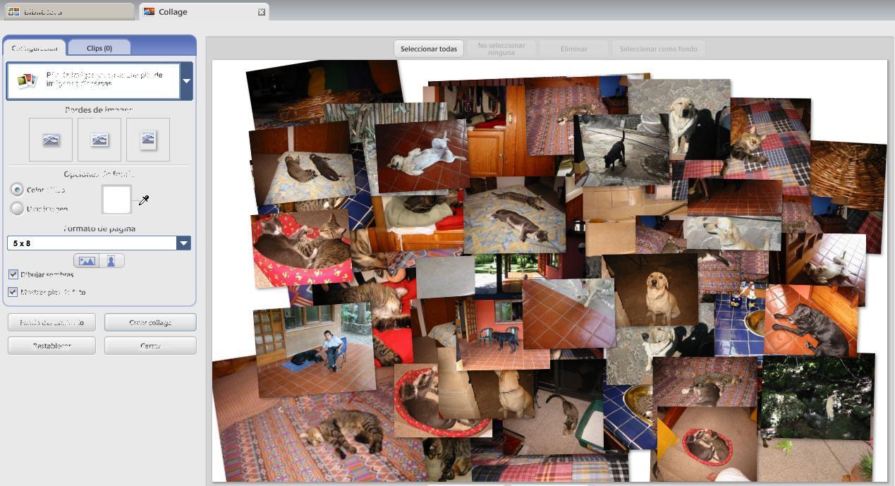 Как сделать коллаж из фото на компьютере под музыку