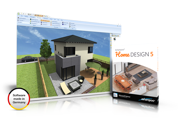 Ashampoo Home Design 5 Download For Free Softdeluxe