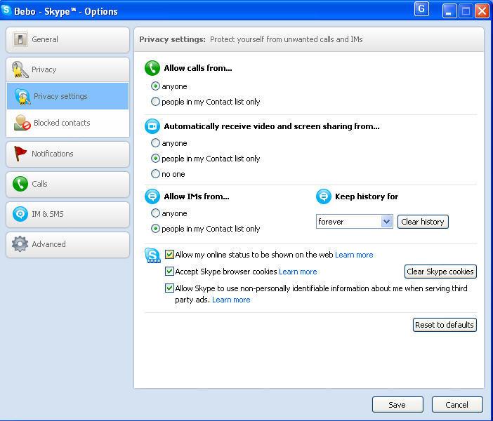 Как сделать на скайпе чтобы видели мой экран