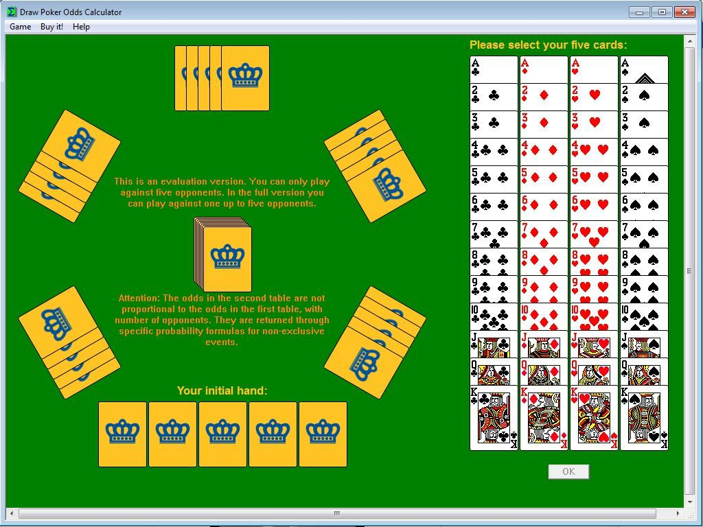 Poker Drawing Odds Amp Outs Pokerologycom - HD 1024×768
