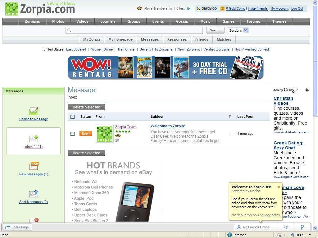 Zorpia notifier download for free softdeluxe zorpia notifier screenshot 1 stopboris Image collections