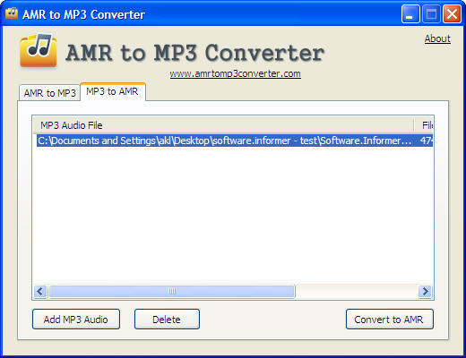 Free MP3 to AMR Converter - Free download and software reviews - CNET Download